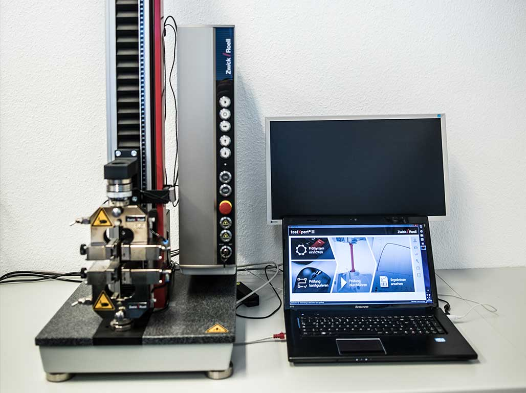 16 R&D ZwickRoell Static Material Test System-min